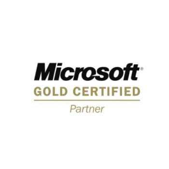 Microsoft Gold Certified
