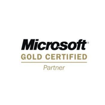 Microsoft Gold Certified