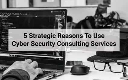 5 Strategic Reasons To Use Cyber Security Consulting Services