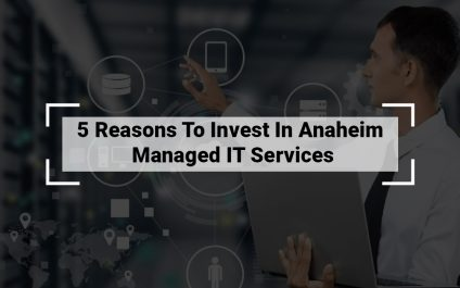 5 Reasons To Invest In Anaheim Managed IT Services
