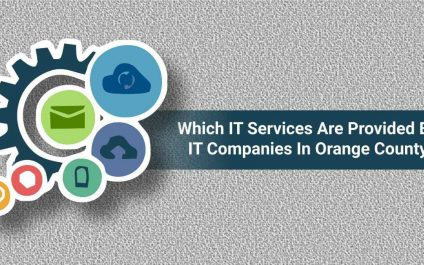 Which IT Services Are Provided By IT Companies In Orange County?