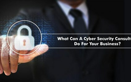 What Can A Cyber Security Consultant Do For Your Business?