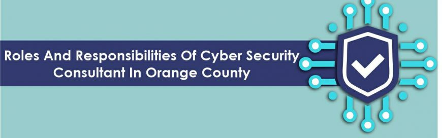 Roles And Responsibilities Of Cyber Security Consultant In Orange County