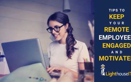 Tips to keep your remote employees engaged and motivated