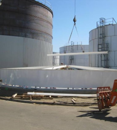 Bolted Storage Tanks Steel Tanks Bakersfield Ca