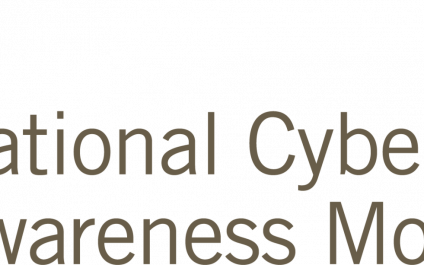 October is National Cyber Security Awareness Month!