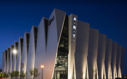 New Atlantic wins a 2019 Carolinas AGC Pinnacle Award (over $5 Million) for the Markor Art Center project in High Point, NC.