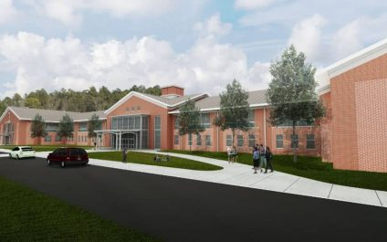 New Atlantic was awarded the $61.4 million, 213,271 SF Seaforth High School project in Pittsboro, NC for Chatham County Schools.