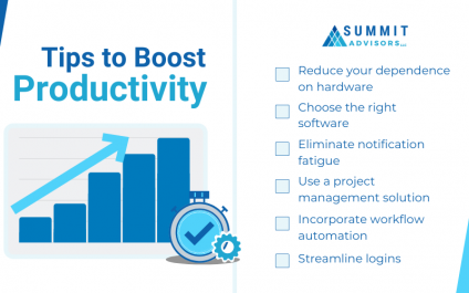Six Technology Tips to Boost Your Productivity