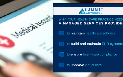 Why Your Healthcare Practice Needs a Managed Services Provider