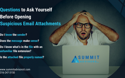 Ask Yourself These Questions Before You Open that Suspicious Email Attachment