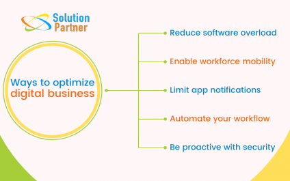 5 Ways to optimize your digital business