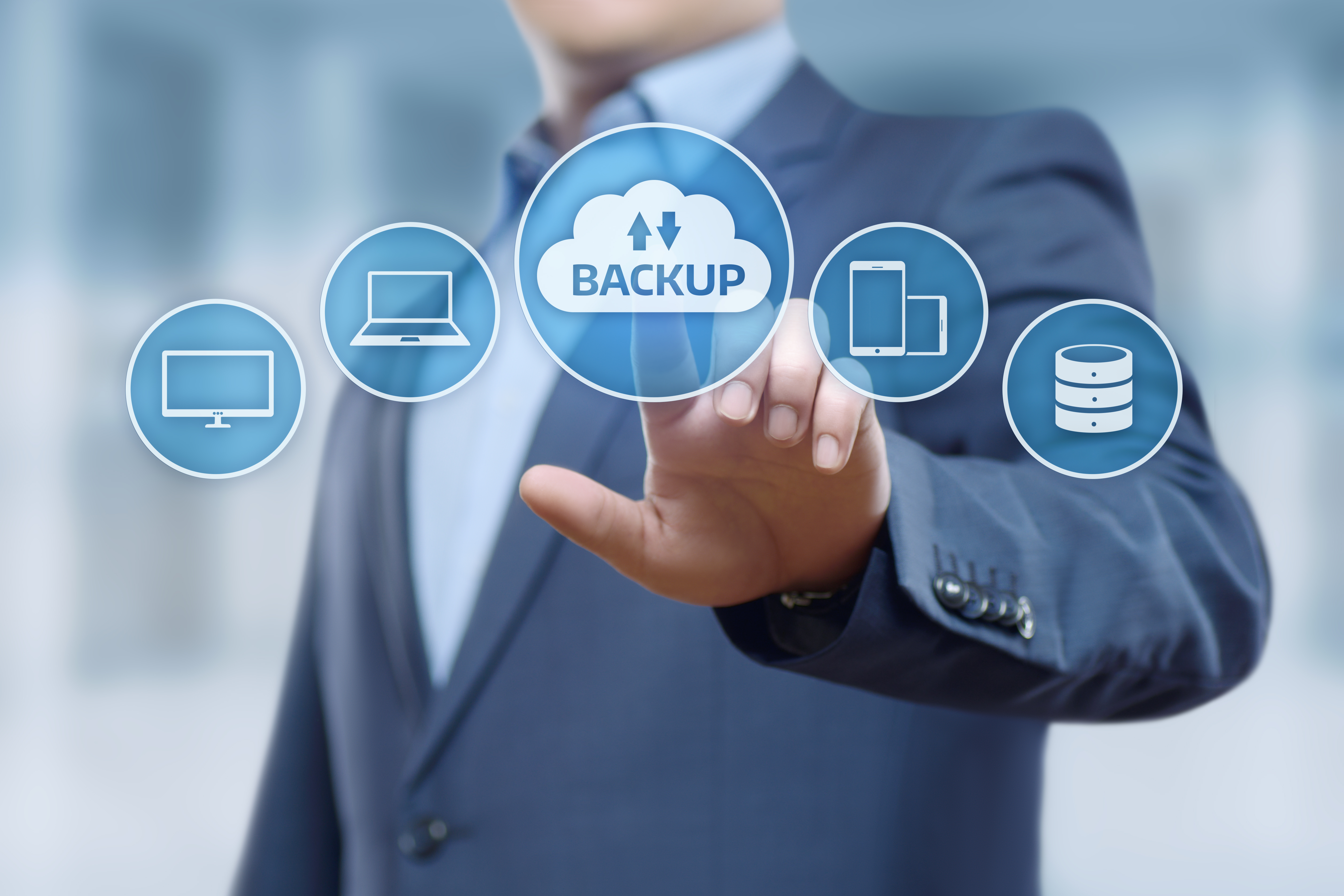 Data Backup for Chicago Businesses