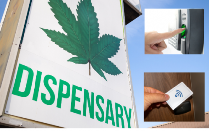 Security Plan and Security Systems for Cannabis Dispensaries