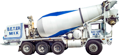 A Ready-Mix Concrete truck