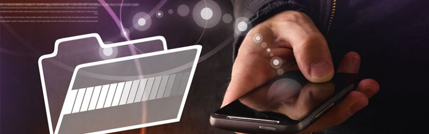 Why you should back up your mobile devices
