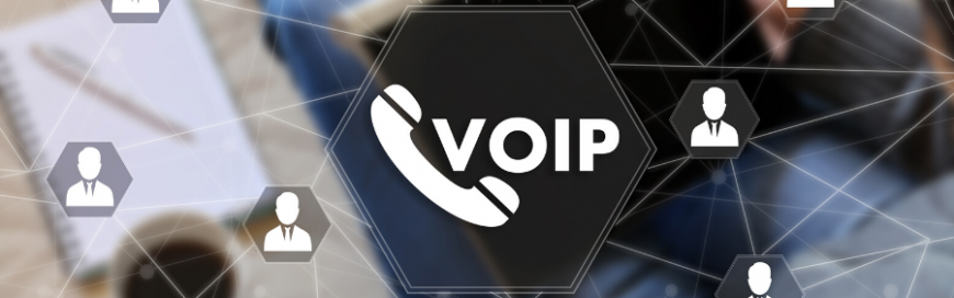 "Easier transition to the ""new normal"" with VoIP"