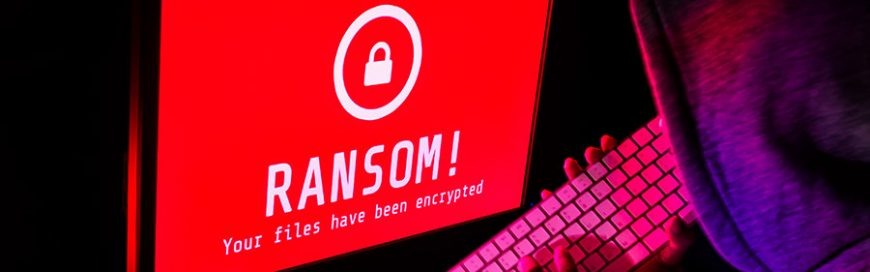 What are the different types of ransomware?