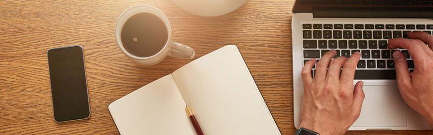 The secret to staying productive while working at home