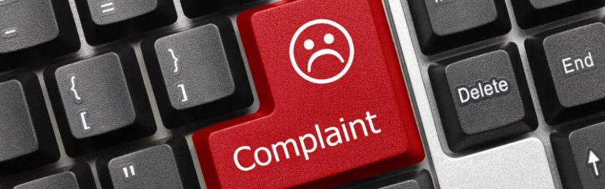 How to respond to negative feedback online