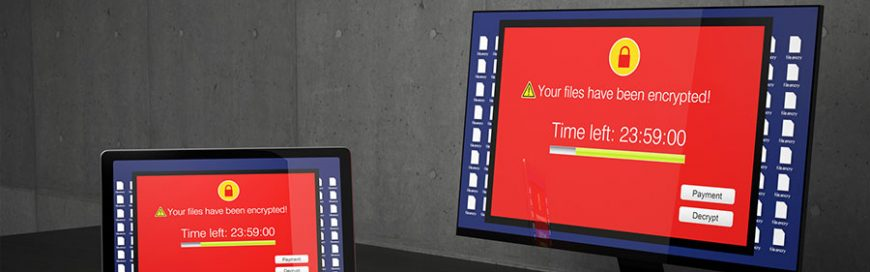 5 Signs of ransomware you should look out for