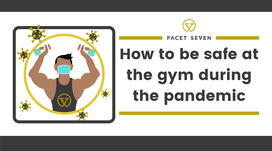 Gym safety tips pandemic