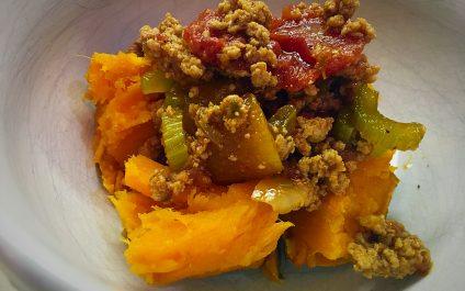 Simple Homemade Chili