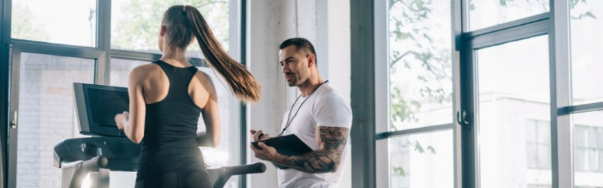 Top 5 benefits of hiring a personal trainer, backed up by data