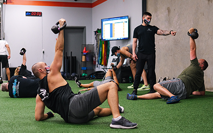 Discover The Many Benefits of Group Exercise Classes