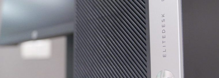 [REVIEW] HP ELITEDESK 705 G4 MT