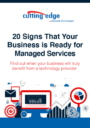 LD-CuttingEdgeNetworkTechnologies-20-Signs-That-Your-Business-eBook-Cover