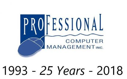 PCM celebrates 25 years in business!
