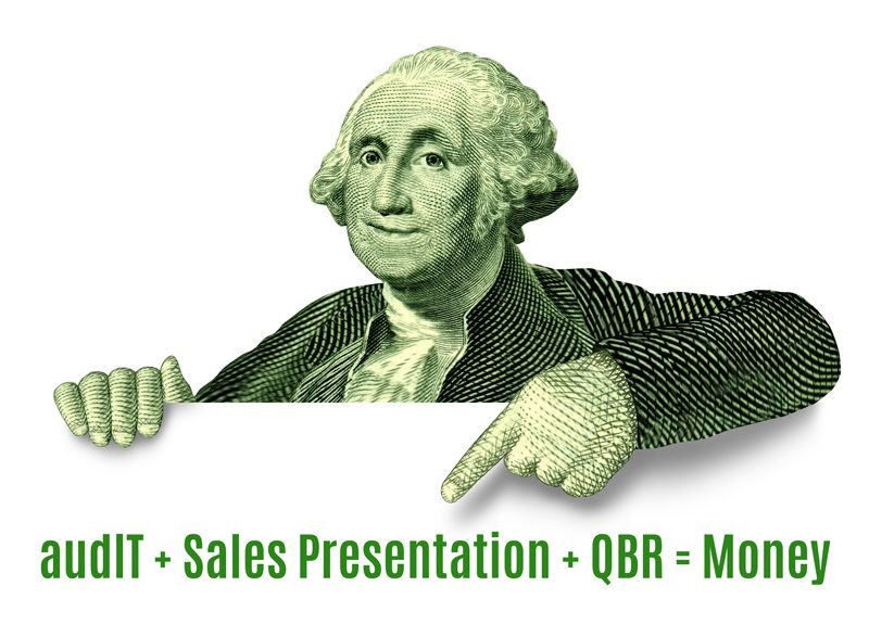 audIT Is A Sales Tool For MSPs