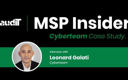 audIT MSP Insider   Cyberteam Case Study