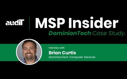 audIT MSP Insider   DominionTech Case Study