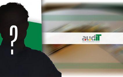 Announcing the audIT Sticker Contest Winner!