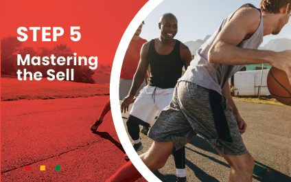Be There – Mastering The Sell 5