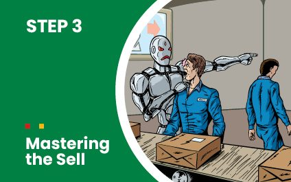 Be Human – Mastering The Sell 3