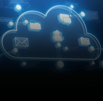 Virtual Cloud Solutions with Hosted Applications
