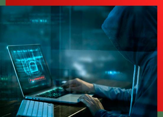 Hacker - Security Risk Assessment