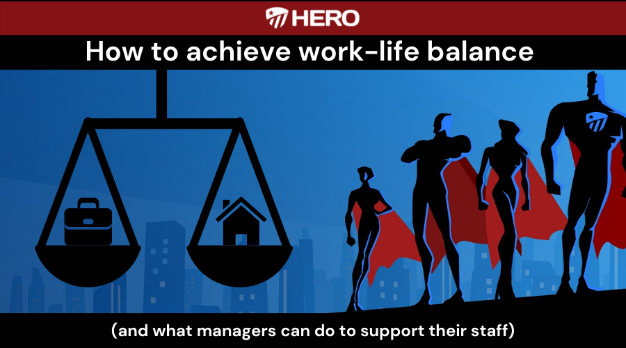 Work Life balance how to