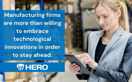Benefits of using enterprise resource planning for manufacturing