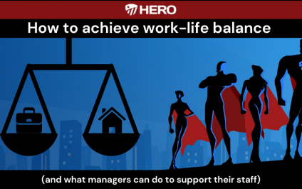 How to achieve work-life balance (and what managers can do to support their staff)
