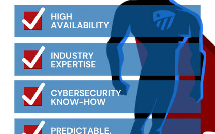 Qualities to look for in a managed IT services provider: A checklist