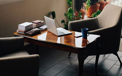 Boost productivity by organizing your home or office workspace