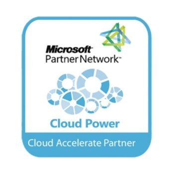 Microsoft Partner Network Cloud Power