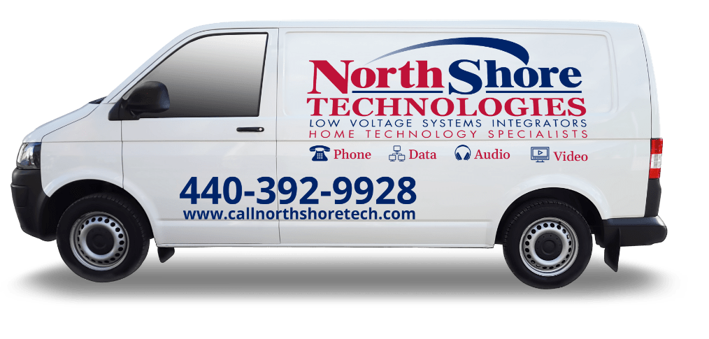 North Shore technologies Van