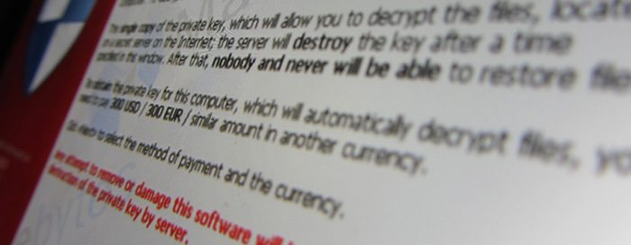 How to Foil Ransomware