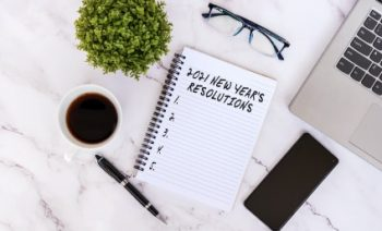 What's your business' New Years' resolution for 2021?