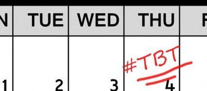 #throwbackthursday…. A Social Engineer's Dream